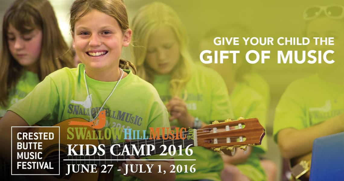 Swallow Hill Music Kids Camp