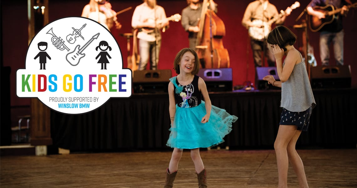 Kids Go Free Crested Butte Music Festivalcrested Butte Music Festival