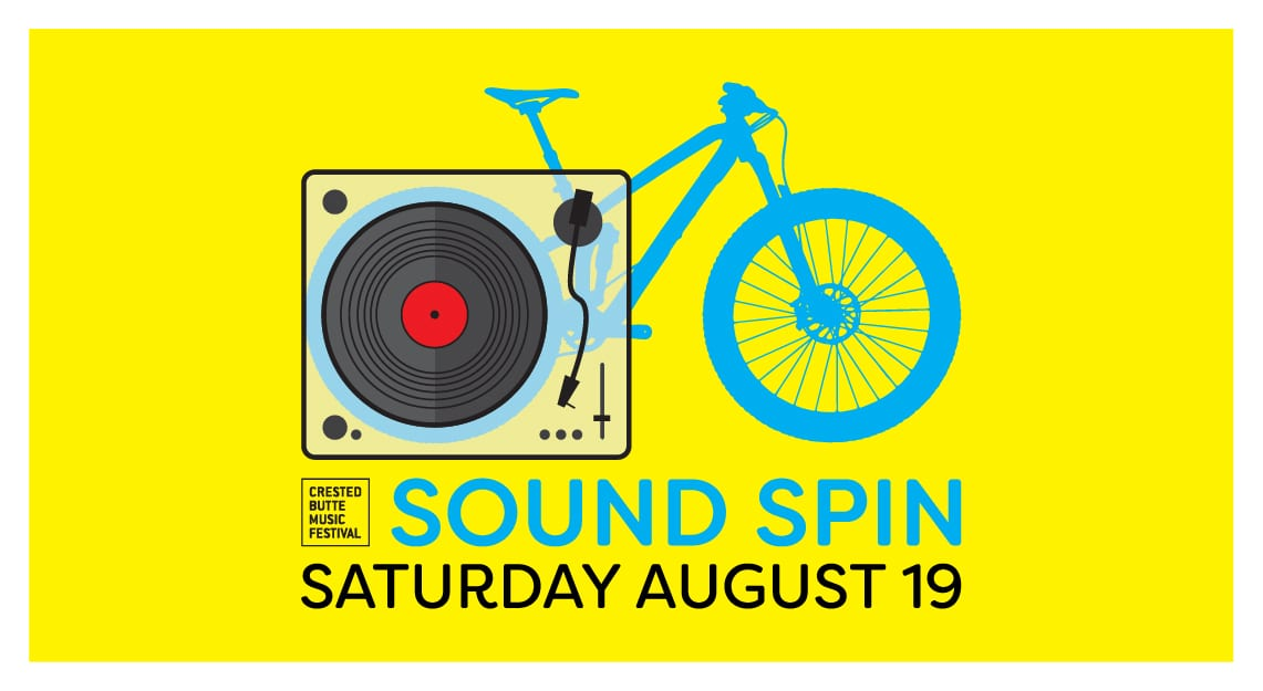 adcc357bb359 sound spin -Crested Butte Music Festival