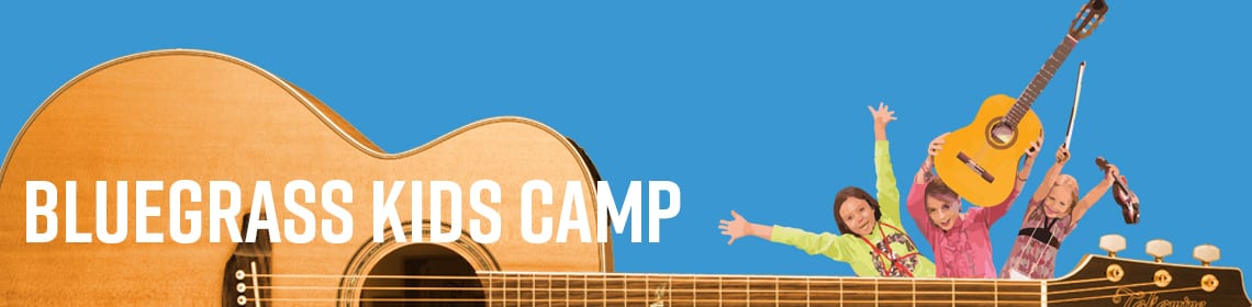 Bluegrass Kids Camp