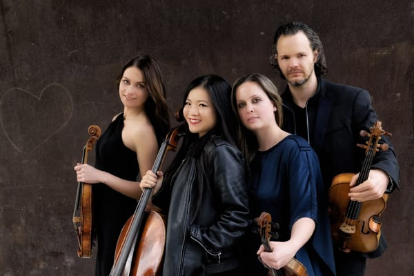 Voxare String Quartet [chamber music]