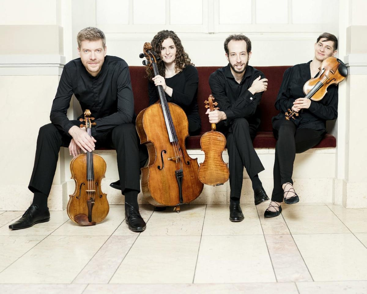 Beethoven and Beer with Ariel Quartet