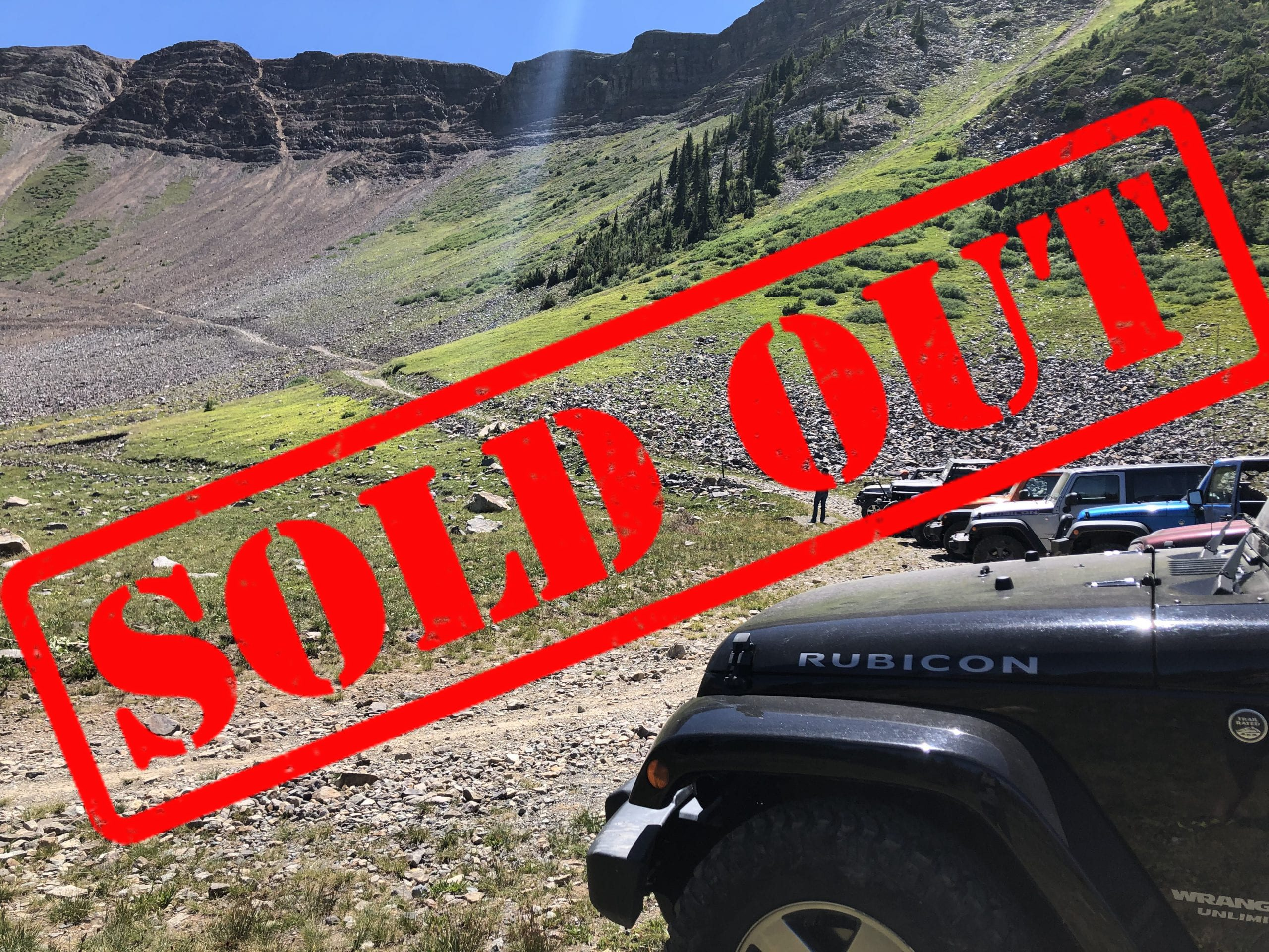 Django Jeeping Sold Out