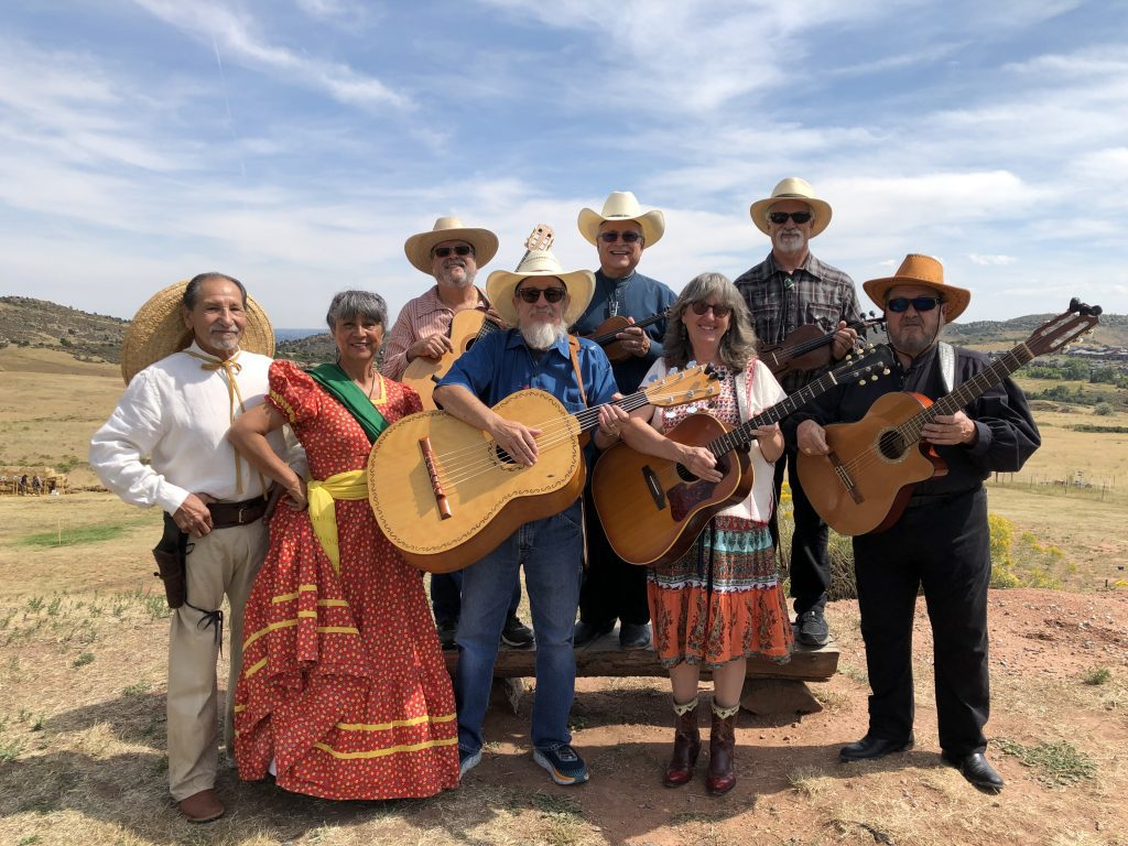 Dr. Lorenzo Trujillo and The Southwest Musicians