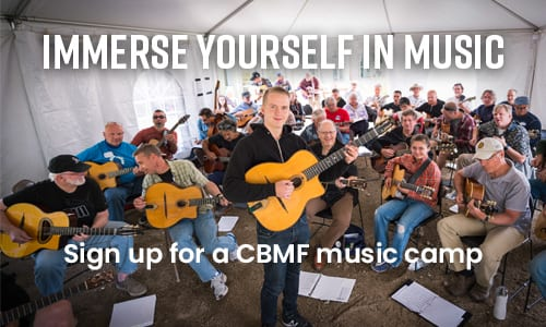 immerse yourself in music mobile banner